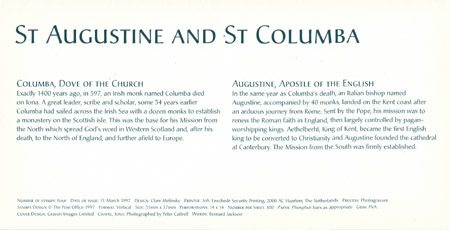 St Augustine and St Columba - Missions of Faith (1997)