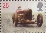 Speed 26p Stamp (1998) Sir Henry Segrave's Sunbeam, 1926