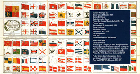 Flags and Ensigns (2001)
