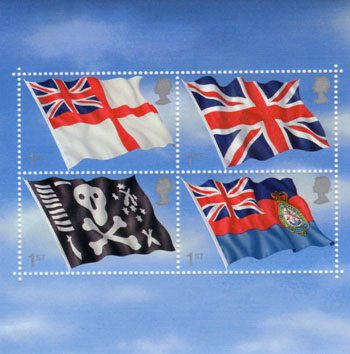 Miniature Sheet from Collect GB Stamps