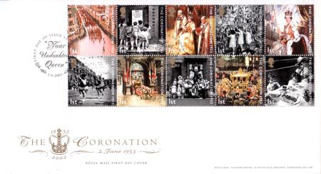 2003 Commemortaive First Day Cover from Collect GB Stamps