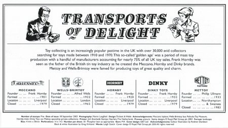 Transports of Delight (2003)