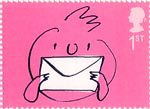 'Occasions' Greetings Stamps 1st Stamp (2004) Face