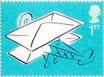 'Occasions' Greetings Stamps 1st Stamp (2004) Aircraft