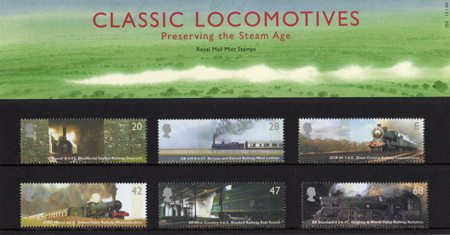 Classic Locomotives (2004)