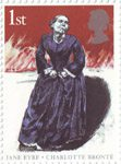 150th Death Anniversary of Charlotte Bronte 1st Stamp (2005) Come to Me