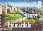 50th Anniversary of Independent Television 1st Stamp (2005) Emmerdale
