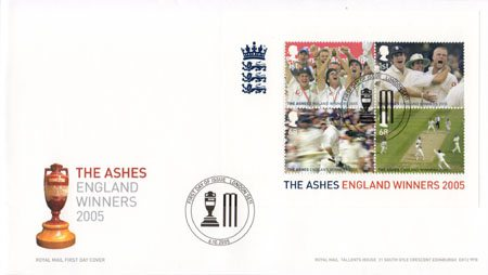 England's Ashes Victory (2005)