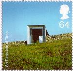Modern Architecture 64p Stamp (2006) An Turas, Isle of Tiree