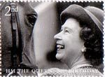 Her Majesty The Queen's 80th Birthday 2nd Stamp (2006) 1985
