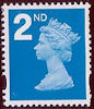 Definitive - Pricing in Proportion  2nd Stamp (2006) Blue