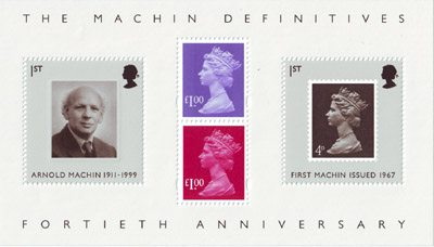 The Machin Definitives (2007)