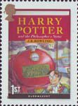 Harry Potter 1st Stamp (2007) Harry Potter and the Philosophers Stone