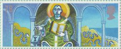 Celebrating Northern Ireland 78p Stamp (2008) St. Patrick