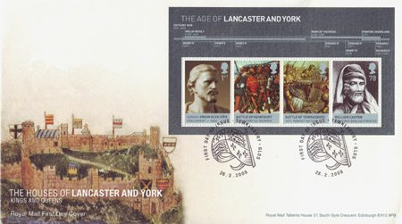 The Houses of Lancaster and York (2008)