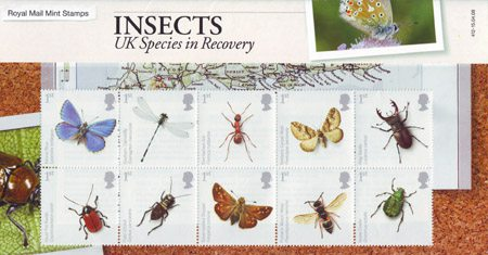 Endangered Species - Insects (2008)