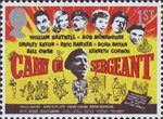 Carry on Hammer 1st Stamp (2008) Carry on Sergeant