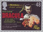 Carry on Hammer 48p Stamp (2008) Dracula