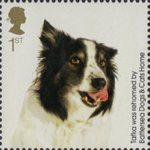 Battersea Dogs and Cats 1st Stamp (2010) Tafka