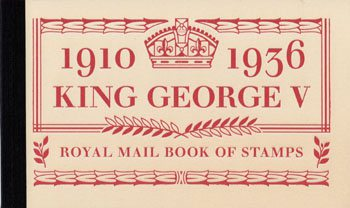 Prestige Stamp Book from Collect GB Stamps