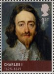 House of Stuart 1st Stamp (2010) Charles I