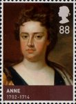 House of Stuart 88p Stamp (2010) Anne