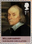 House of Stuart 1st Stamp (2010) William Harvey