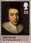 House of Stuart 88p Stamp (2010) John Milton