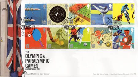 2012 Olympic and Paralympic Games (2010)