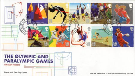 Olympic & Paralympic Games (2011)