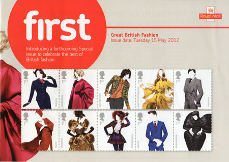 Great British Fashion (2012)