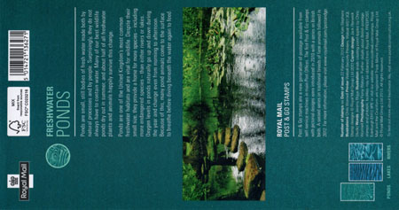 Post & Go: Ponds - Freshwater Life 1 (2013)
