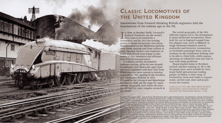 Classic Locomotives of Wales (2014)
