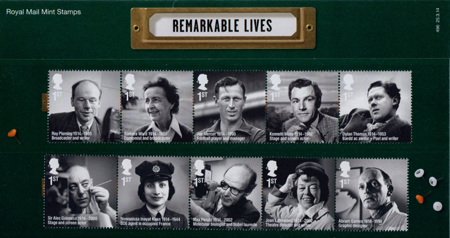 Remarkable Lives (2014)