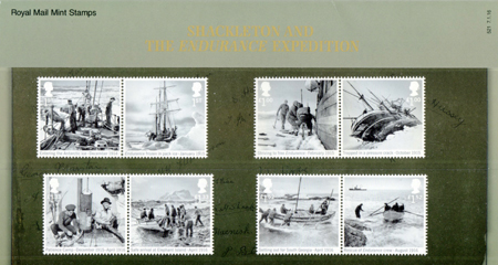 Shackleton and the Endurance Expedition (2016)