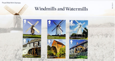 Windmills and Watermills (2017)