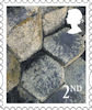 New Country Definitives 2nd Stamp (2018) Northern Ireland 2nd