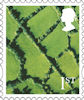 New Country Definitives 1st Stamp (2018) Northern Ireland 1st
