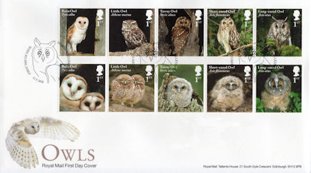 2018 Commemortaive First Day Cover from Collect GB Stamps