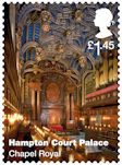 Hampton Court Palace £1.45 Stamp (2018) Hampton Court Palace – Chapel Royal