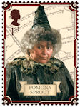 Harry Potter 1st Stamp (2018) Pomona Sprout