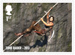 Video Games 1st Stamp (2020) Tomb Raider - 2013