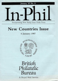New Countries Issue