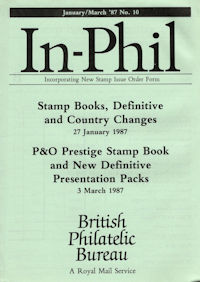 Stamp Books, Definitive and Country Changes. P&O Prestige Stamp Book. New Definitive Presentation Packs