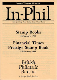 Stamp Books, Financial Times Prestige Stamp Book