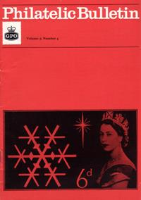 British Philatelic Bulletin Volume 3 Issue 4