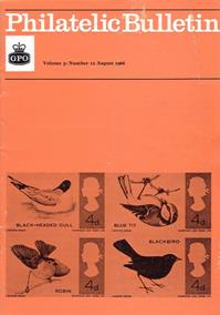 British Philatelic Bulletin Volume 3 Issue 12