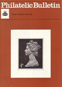 British Philatelic Bulletin Volume 4 Issue 8