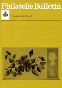 British Philatelic Bulletin Volume 4 Issue 9