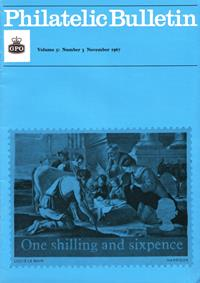 British Philatelic Bulletin Volume 5 Issue 3